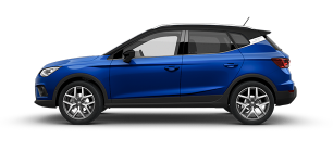 Seat arona vehicle